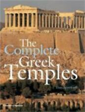 The Complete Greek Temples by Tony Spawforth 2006 Hardcover