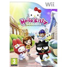 Nintendo Wii juego Hello Kitty Seasons rar!!! nuevo