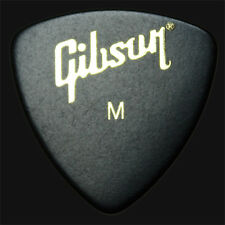Gibson Wedge Guitar Picks Plectrums Medium - 6 10 12 20 24 36