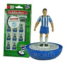 SHEFFIELD WEDNESDAY SUBBUTEO TEAM. PAUL LAMOND SUBBUTEO TABLE FOOTBALL.