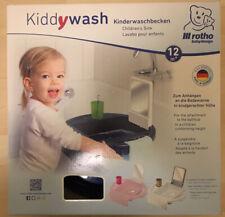 Rotho Kiddywash Kinderwaschbecken Kleinkind Wasser-Plansch-Spielzeug neuwertig