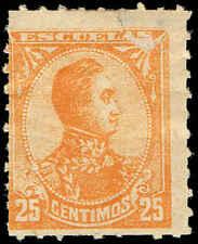 Scott # 97 - 1887 - ' Simon Bolivar '