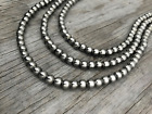 All 8mm Navajo Pearls Necklace ~ Choose Length