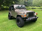 2005 Jeep Wrangler  2005 jeep wrangler sport 4.0l