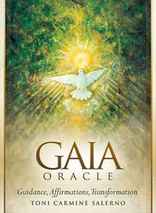 Gaia Oracle Cards by Toni Carmine Salerno