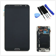 Complete LCD Display Touch Screen Digitizer Frame for Samsung Galaxy Note3 N9005
