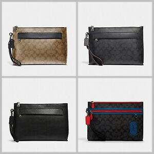 New COACH Carryall Pouch