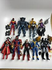 Marvel Legends 6in War Machine Deadpool Maverick Sunspot Warpath Beast