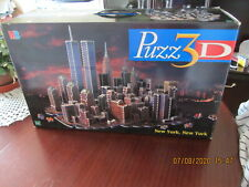 PUZZ 3D New York Wrebbit Twin Towers World Trade Center 3141 Pieces