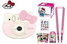 New! Hello Kitty FUJIFILM Fuji Instant Camera Cheki Instax Mini Intax From Japan