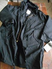 Rothco Military Cold Weather M-51 Parka Extreme Cold Weather S Black NWT