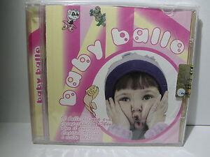 Baby Ballo per Bambini NEW NUOVO SIGILLATO CD Musicale