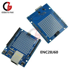 Internet Shield ENC28J60 RJ45 Lan Network Webserver For  Arduino  UNO R3