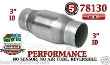 "Eastern Universal Catalytic Converter Performance 3"" Pipe 4.75"" Body 78130"