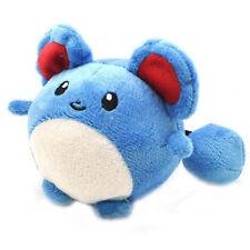 "New Marill Pokemon Cute Soft Plush Doll Stuffed Anime Toy Kids Gift 4""11Cm"