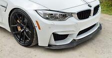 VORSTEINER 2015-2018 BMW M3 M4 F80 F82 CARBON FIBER CF FRONT GTS ADD ON SPOILER