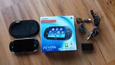 Playstation Vita WiFi 3G mit 16 GB Speicherkarte FW 3.65
