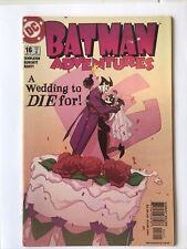 Batman Adventures #16 Harley Quinn Wedding (DC, 2004) Nice Looking But NOT NM