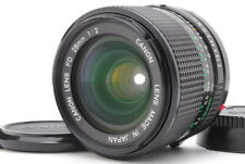 N.MINT Canon NEW FD NFD 28mm F2 MF Wide Angle Prime Lens from JAPAN See original