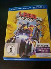 """3D-BLU-RAY """"The Lego Movie"""" (2014)"""