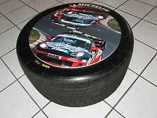 Racing Hocker/Tisch  aus Slick/Rennreifen org. aus der DTM, GT Masters Geschenk