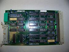Disco EAUA--334902 PCB Controller