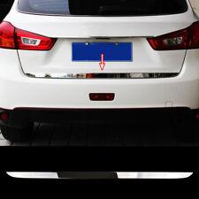 Rear Trunk Tailgate Door Cover Trim Sticker FOR Mitsubishi ASX Molding Garnish