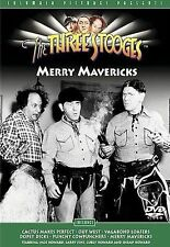 The Three Stooges: Merry Mavericks (DVD, 2001) Free Shipping!