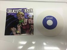 DRUG X TEST / RNR Split 7 EP NYHC Schism Have Heart sXe Earth Crisis Floorpunch