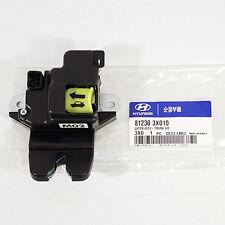 812303X010 Trunk Lid Latch For Hyundai Elantra 2010-