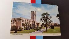 University College Western Ontario Building Canada Postcard Post card