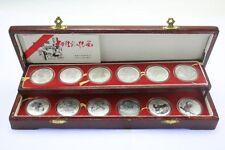 Silber-Münzen aus China