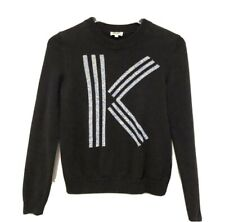 "Vintage Kenzo ""K"" knit sweater Size Small"