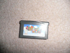 GameBoy Advance - mario advance- cart