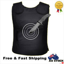 Knife Stab Proof Anti-stab Body Armour Vest  Tactical Training Protective Vest