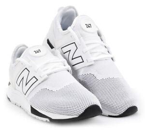 New Balance MRL247WK Unisex weiß/schwarz + Geschenk