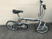 Riese & Müller Birdy Used folding bike 18""