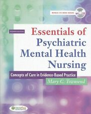 Essentials of Psychiatric Mental Health Nursing: Concepts of Care in Evidence-Ba