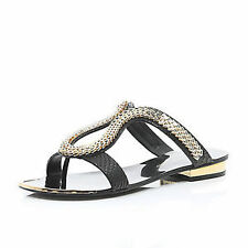 "River Island less than 0.5"" Sandals/Beach Shoes for Women"