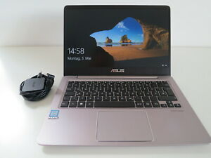"""ASUS Notebook 14"""" Intel i7-7500, 16 GB RAM, 256 GB SSD + 1TB HDD, Win10 Pro"""