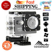 12MP Waterproof Sports Camera Action SJ4000 1080P Mini DV Video Helmet DVR Cam