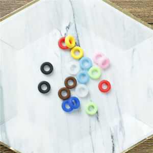 Multi Colour Silicone Anti-Slip Ear Grip Arc Ring For Eyeglasses Optical Fram.AU