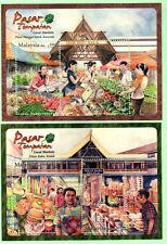 Malaysia 2010 Local Markets ~ M/S Mint