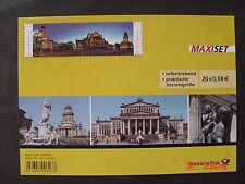 Bund * * Folienblatt FB 26 - Berliner Gendarmenmarkt - m.Mi.-Nr. 2987/2988