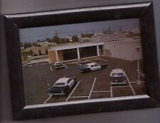 LAPD PHOTO OF RAMPART DIVISON STATION HOUSE 1960'S ERA DRAGNET,ADAM 12 OTHERS