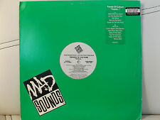 TRENDS OF CULTURE - TRENDZ... (VINYL LP)  1993!!!  RARE!!!  LORD FINESSE!!!