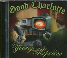 GOOD CHARLOTTE - THE YOUNG AND THE HOPELESS -  CD -