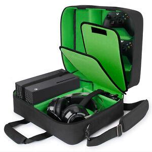 USA GEAR Xbox Case - Console Case Compatible with Xbox Series X & Xbox Series S
