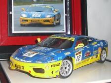 Ferrari 360 Challenge #12   1/18 H.W (échange possible)