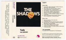 THE SHADOWS - TASTY.   *RARE CASSETTE TAPE*